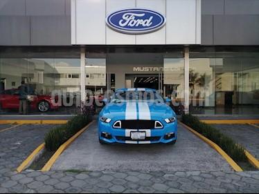 Ford Mustang Coupe 2.3L usado (2017) color Azul Claro precio $409,000