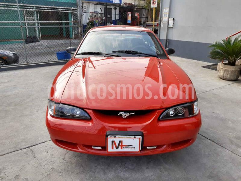 Ford Mustang GT Manual usado (1995) color Rojo precio $89,000