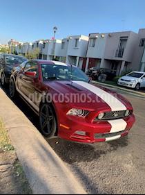 Ford Mustang GT 5.0L V8 usado (2014) color Rojo Racing precio $310,000