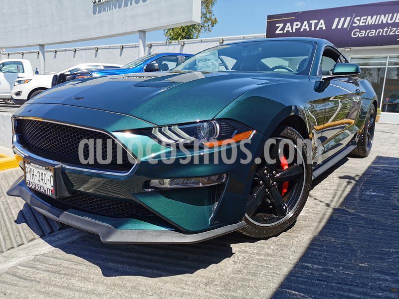 Ford Mustang Bullit usado (2020) color Verde precio $890,000
