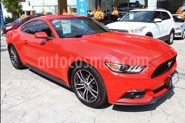 Foto Ford Mustang Coupe 2.3L Aut usado (2017) color Rojo precio $425,000