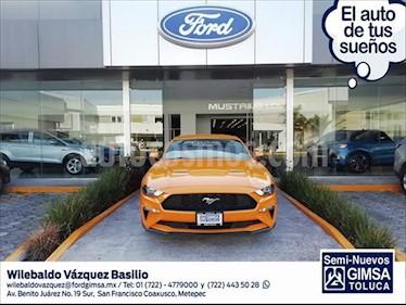 Ford Mustang GT 5.0L V8 Aut usado (2019) color Naranja precio $699,000