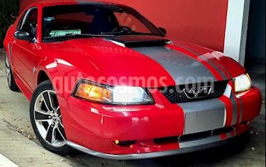 Ford Mustang GT Manual usado (1999) color Rojo Vivo precio $99,999