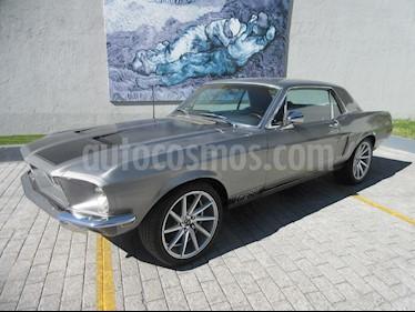Ford Mustang Convertible Aut usado (1968) color Plata precio $320,000
