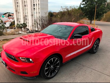 Ford Mustang ST Coupe 3.7L V6 usado (2012) color Rojo precio $229,900