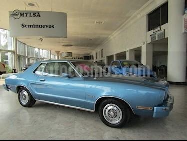 Foto venta Auto usado Ford Mustang V8 TA (1978) color Azul precio $147,000
