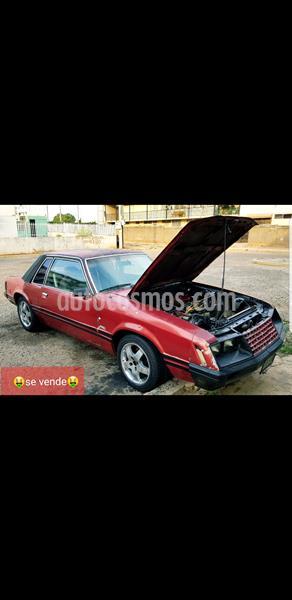 Ford Mustang Automatico usado (1981) color Rojo precio u$s750