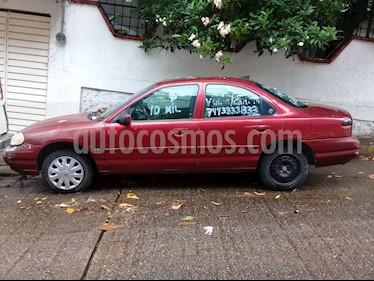 Foto venta Auto Seminuevo Ford Mystique GS (1998) color Rojo precio $10,000