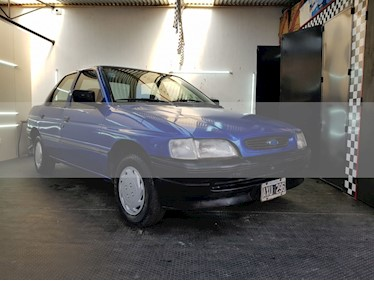 Foto Ford Orion - usado (1995) color Azul precio $55.000