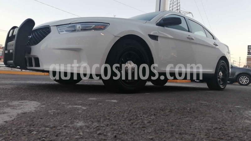 Foto Ford Police Interceptor 3.5L usado (2018) color Blanco precio $379,000