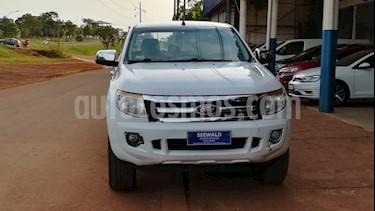 Ford Ranger - usado (2013) color Blanco precio $1.150.000
