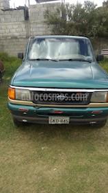 Foto venta Auto usado Ford Ranger 2.5L XLS 4x2 DC (1997) color Verde precio u$s7.000