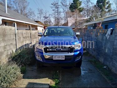 Ford Ranger 3.2L XLT 4x2 usado (2017) color Azul precio $13.800.000