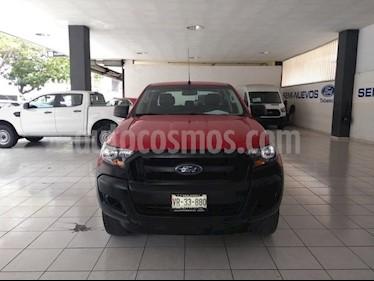 Foto venta Auto usado Ford Ranger 4 PTS. XL CREW CAB, L4, TM5 (2017) precio $280,000
