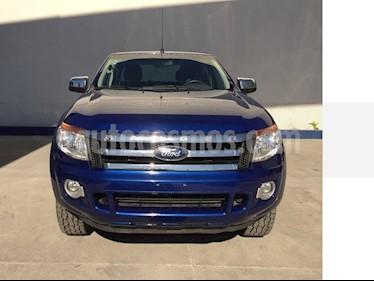 Foto venta Auto Seminuevo Ford Ranger 4 PTS. XLT CREW CAB, L4, TM5, A/AC., VE, RA (2016) precio $290,000