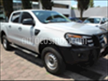 Ford Ranger 4P PICKUP XL DOBLE L4 2.5 MAN usado (2015) color Plata precio $200,000
