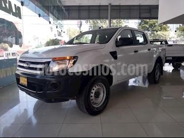 Foto venta Auto usado Ford Ranger 4p XL Doble Cab L4/2.5 Man B/A (2016) color Blanco precio $255,000
