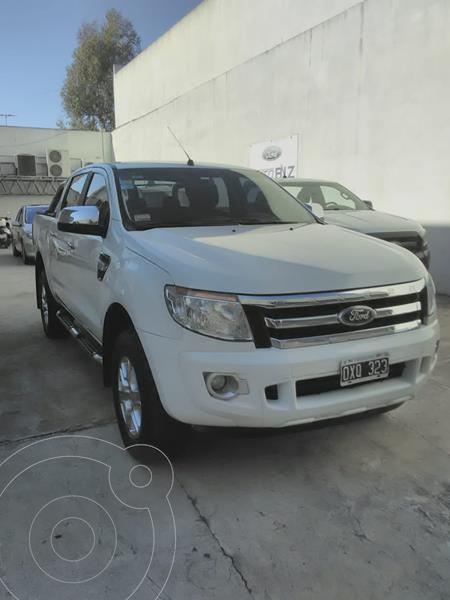Foto Ford Ranger XLT 3.2L 4x2 TDi CD usado (2015) color Blanco Oxford precio $2.785.000