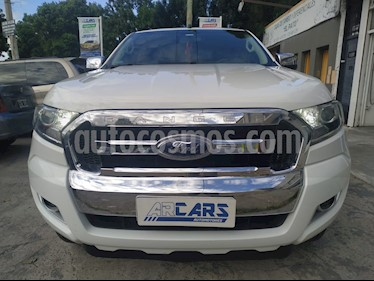 Ford Ranger XLT 2.5L 4x2 CD usado (2018) color Blanco Oxford precio $1.350.000