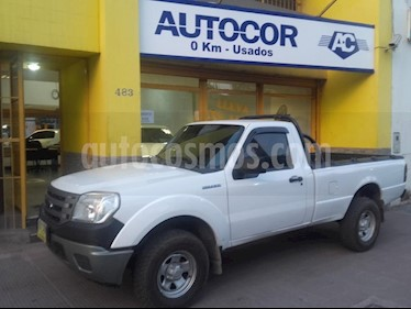 Ford Ranger XL Plus 3.0L 4x4 TDi CS usado (2012) color Blanco precio $805.000