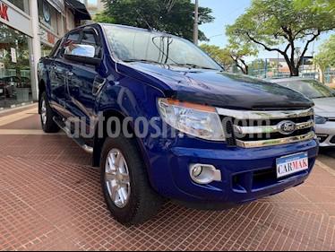 Ford Ranger XLT 3.2L 4x2 TDi CD 2015/2016 usado (2015) color Azul precio $1.620.000