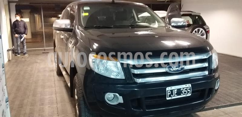 Ford Ranger XLT 3.2L 4x2 TDi CD usado (2015) color Negro Perla precio $1.550.000