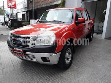 Ford Ranger XLT 3.0L 4x4 TDi CD usado (2011) color Rojo precio $698.000