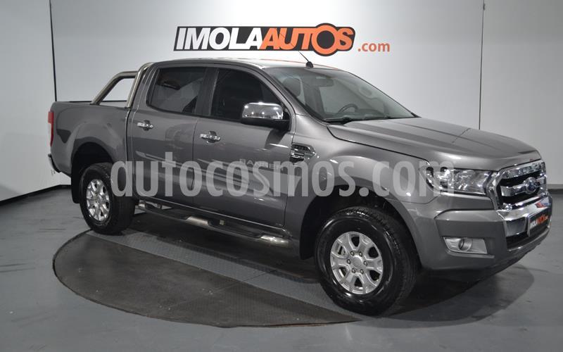 Ford Ranger XLT 2.5L 4x2 CD usado (2018) color Negro Perla precio $2.200.000