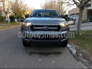Ford Ranger XLS 3.2L 4x2 TDi CD usado (2016) color Gris precio $1.550.000