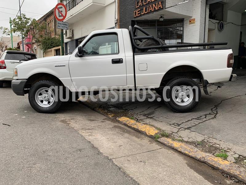 Ford Ranger 3.0 TDI C/S 4x2 F-Truck (L05) usado (2007) color Blanco precio $690.000