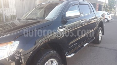 Ford Ranger Limited 3.2L 4x4 TDi CD 2015/2016 usado (2016) color A eleccion precio $1.550.000