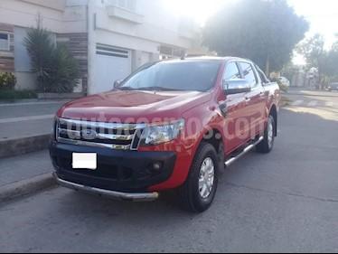 Ford Ranger XL 2.2L 4x2 TDi CS  usado (2013) color Rojo precio $850.000