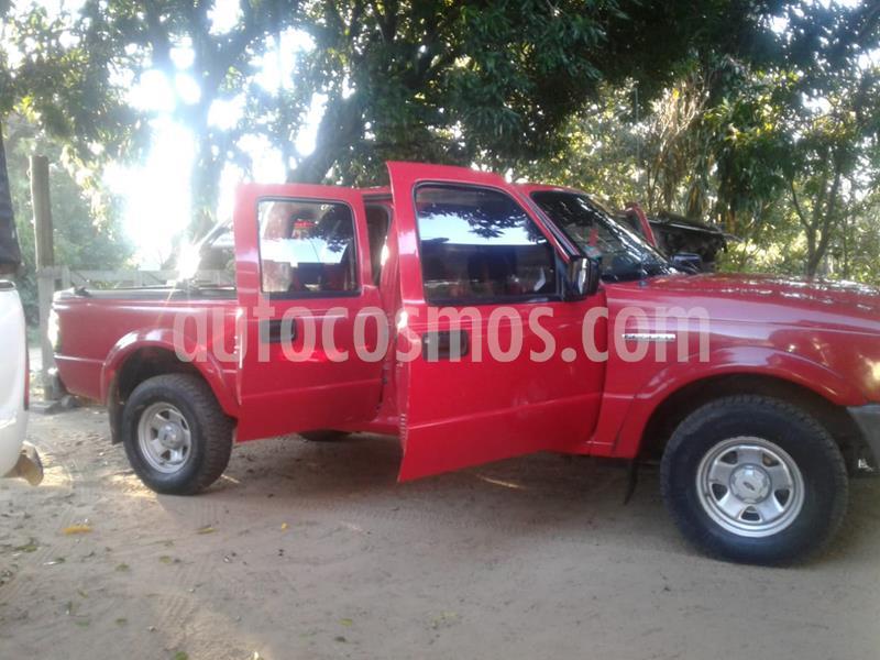 Ford Ranger XL Plus 3.0L 4x2 TDi CD usado (2008) color Rojo Italia precio $790.000