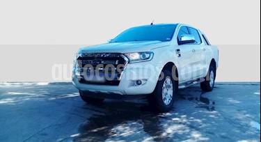 Ford Ranger XLT 3.2L 4x4 TDi CD 2015/2016 usado (2017) color Blanco precio $1.650.000