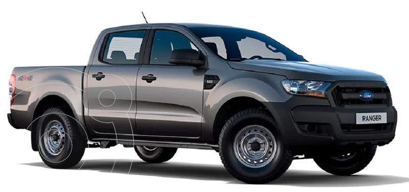 Foto Ford Ranger XL 2.2L 4x4 TDi CD Safety usado (2020) color Blanco Oxford precio $2.985.000