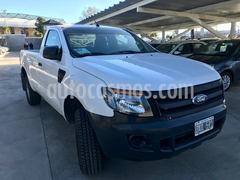 Ford Ranger XL 2.2L 4x2 TDi CS  usado (2015) color Blanco precio $1.250.000