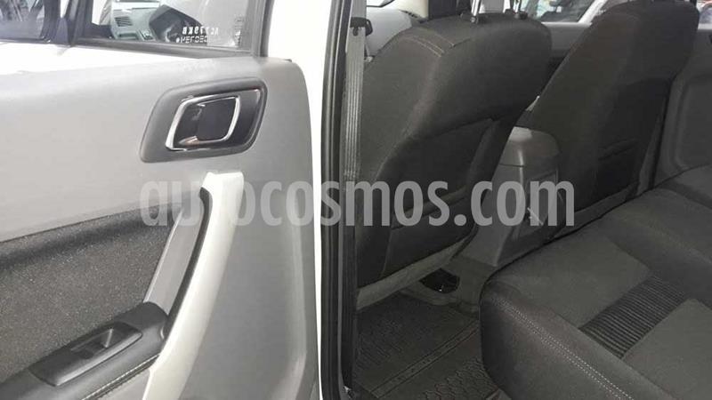 Ford Ranger Xlt 2.5l usado (2018) color Blanco precio $1.900.000