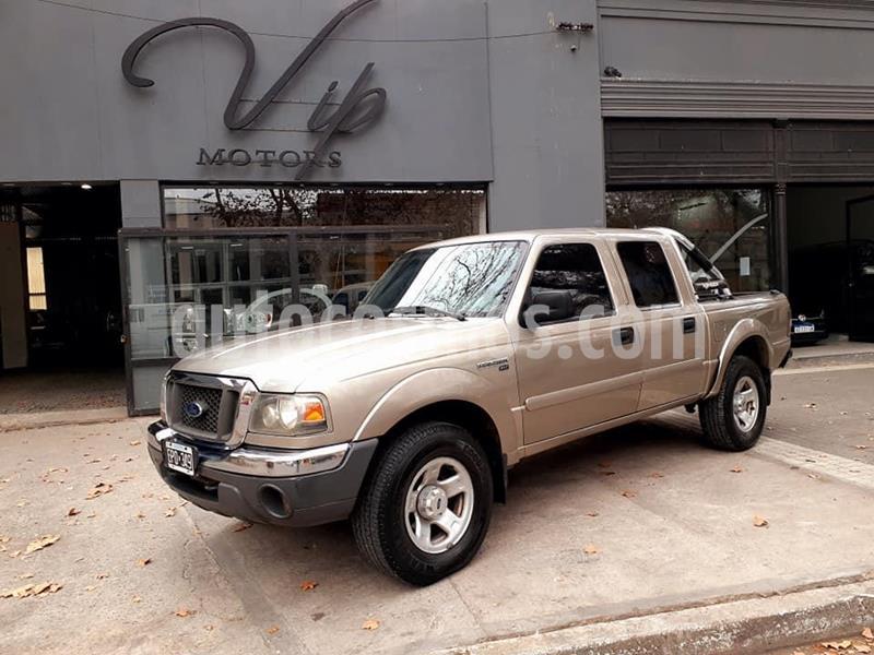 Ford Ranger XLT 4x2 CD usado (2004) color Dorado precio $660.000