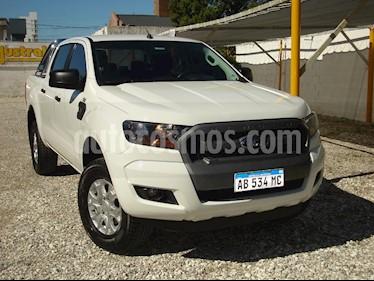 Ford Ranger XLS 3.2L 4x2 TDi CD 2015/2016 usado (2017) color Blanco precio $1.100.000