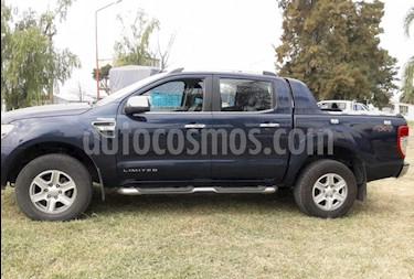 Ford Ranger Limited 3.2L 4x4 TDi CD  usado (2013) color Azul Monaco precio $1.550.000