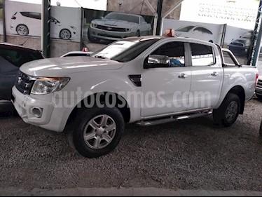 Ford Ranger XL 2.5L 4x2 CS   usado (2014) color Blanco precio $830.000