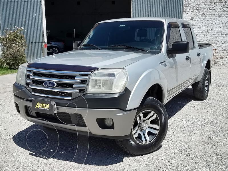 Ford Ranger XL Plus 3.0L 4x2 TDi CD usado (2012) color Plata Metalizado precio $850.000
