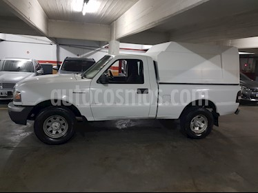 Ford Ranger F-Truck 2.3L 4x2 CS usado (2008) color Blanco precio $479.000