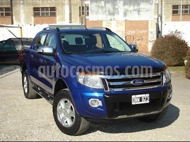 Ford Ranger XLT 3.2L 4x2 TDi CD usado (2015) color Azul precio $1.100.000