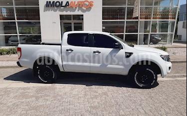Ford Ranger XL 2.2L 4x2 TDi CD Safety 2015/2016 usado (2015) color Blanco Oxford precio $980.000