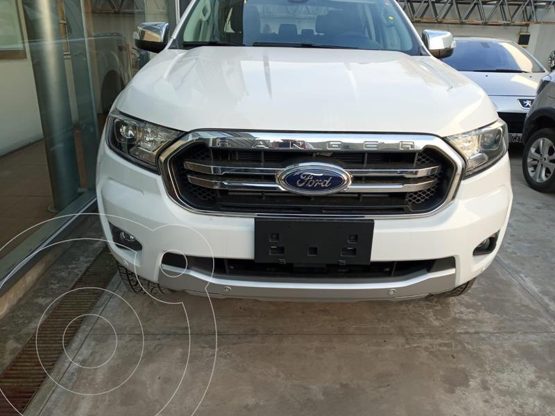 Foto Ford Ranger Limited 3.2L 4x4 TDi CD usado (2021) color Blanco financiado en cuotas(anticipo $2.950.000 cuotas desde $65.000)