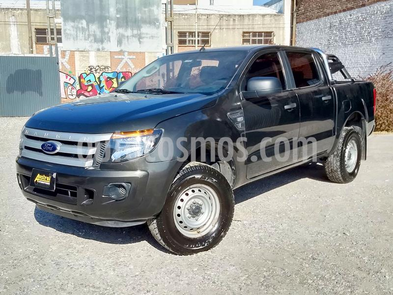 Ford Ranger XL 2.2L 4x2 TDi CD Safety usado (2014) color Gris Zinc precio $800.000