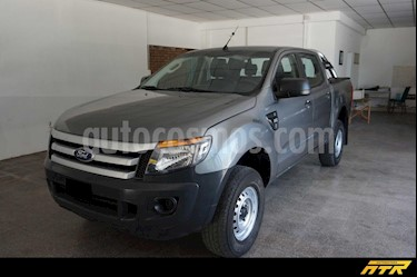 Ford Ranger XL 2.2L 4x2 TDi CD Safety 2015/2016 usado (2015) color Gris Mercurio precio $950.000