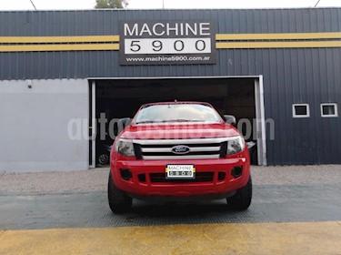 Ford Ranger XL 2.2L 4x2 TDi CS  usado (2013) color Rojo precio $950.000