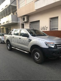 Ford Ranger XL 2.2L 4x2 TDi CD Safety usado (2015) color Plata Metalizado precio $990.000